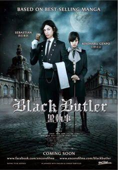 J'en avais entendu parler il y a longtemps mais je n'avais pas essayé de le voir. Je viens de tomber sur ce film Black Butler (de la franchise de notre manga préféré oui oui...), en regardant mon site de streaming préféré. Il est en anglais et je vais...