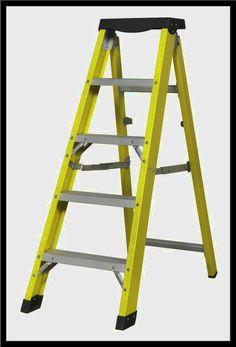 Fibreglass Step Ladders - http://ladderbookcases.xyz/12033-fibreglass-step-ladders/