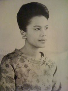 King Rama 9, Queen Sirikit, Great Leaders, King Of Kings, Vintage Pictures, King Queen, Royals, Thailand, Royalty