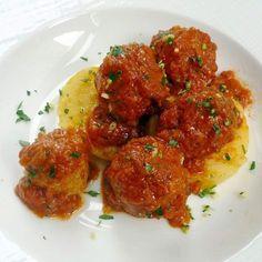 Turkey Meatballs with Parsley & Lemon