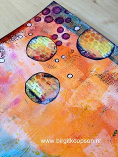 Play Time - A Day Of Art Journaling - My scrappin' life