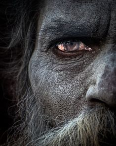 The Aghori or naga are a Shaivite Hindu sect mostly composed of ascetic sadhus They are, for instance, known to engage in post-mortem ritual, they also often dwell in charnel grounds, have been witnessed smearing cremation ashes on their bodies, and have been known to use bones from human corpses for crafting skull and jewelry. Due to their practices that are contradictory to orthodox Hinduism, they are generally opposed