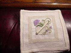 Casalguidi embroidery, via Flickr