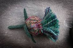 Harris Tweed Thistle