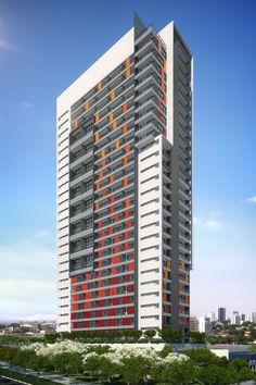 ODEBRECHT - ESTAÇÃO GABRIELLE (em obra) #jonasbirgerarquitetura