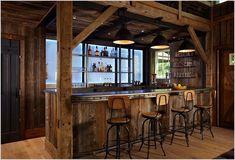 shiplap floors | ... Rustic_country_ shiplap stables steel_bar wood_floor zinc_bar id-1739