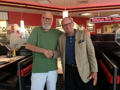 Tom Brokaw teases his David Letterman interview, airing Sunday on NBC -- and gives an update on Dave's beard | Newsday