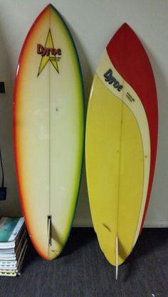 Byrne surfboard single fin !!