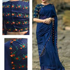 Dear customer   Ladies designer Saree collection   DS NO.  :   SN-46  Fabrics details  PALLU / SCUTT  :  GEORGET BLOUSE  :  BENGLORI  SILK WORK  : THREAD FANCY WORK    Rate --best selling price for single & multiple  Call & whatup +91-9413880140  And see more collection of ladies suit,saree, kurti,lengha and other collections of ladies  on  my Facebook page https://www.facebook.com/Fashion-fab-1450544898577078/  Thanks again for your help and support chhaiye   I hope for ur order on my…