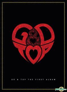 YESASIA: GD & TOP Vol. 1 (New Cover) CD - T.O.P (Big Bang), GD & TOP (Big Bang), YG Entertainment - Korean Music - Free Shipping - North America Site
