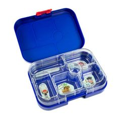 Yumbox Myrtille Blue 6-compartment