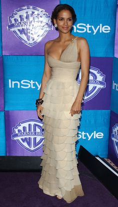 Halle Berry Photo - In Style/Warner Bros. 6th Annual Golden Globe Party
