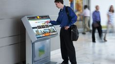 5 Ways to Increase Customer Engagement with Interactive Kiosks