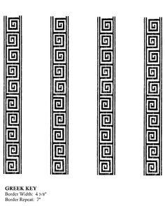 patterns for armband tattoos Tribal Band Tattoo, Arm Band Tattoo, Versace Tattoo, Versace Pattern, Motifs Aztèques, Aztec Tattoo Designs, Gangster Tattoos, Greek Pattern, Taurus Tattoos