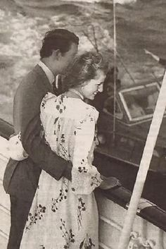 *PRINCE CHARLES & DIANA ~ Honeymoon