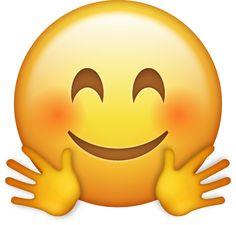 Hugging_Emoji_Icon.png 670×641 pixels