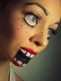 #halloween #makeup #inspiration
