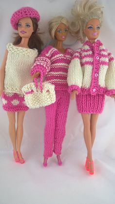 Mix and match  outfits and accessories for by Nobodyknitsitbetter