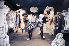 Modefabriek Blosh kijkdoos