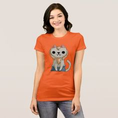 Cat werewolf Halloween Funny Halloween Gift Shirt - thanksgiving day family holiday decor design idea