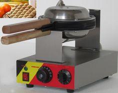 79.99$  Buy now - http://aliucn.worldwells.pw/go.php?t=32453825223 - Hot sale popular snack machine 110V 220V electirc Hongkong egg waffle maker ,eggettes waffle machine 79.99$
