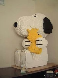 Lego Snoopy