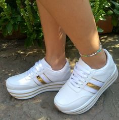 9 mejores imágenes de zapatos deportivos para dama  a37db3c45390