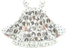 Kleid für Mädchen der Marke Next, Größe: 98, englische Mode