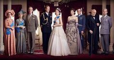 Princess Elizabeth, Princess Margaret, Queen Elizabeth Ii, Queen Mary, Vanessa Kirby, Matt Smith, The Crown Season 1, Sherlock, The Crown 2016