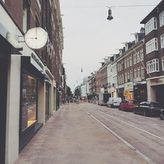 Look at the time and how bright it was #Netherlands #Amsterdam