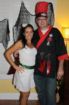 Sushi #Costume - Easy to modify for runners. Use a white running skirt, white top and a green SPIbelt. #Halloween