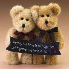 MY VALENTINE'S DAY STORE - Boyds Bears Figurines