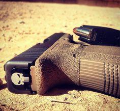 Good lookin' Glock. #glock #pistol