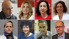 Los díscolos del PSOE podrían perder sus cargos en el Congreso