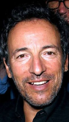 Bruce Springsteen---Those eyes!!!   :)