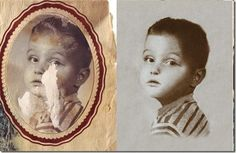 25 Photoshop Tutorials For Repairing and Restoring Your Old And Damaged Photos Photoshop For Photographers, Photoshop Photography, Photography Composition, Photography Gear, Photography Awards, Macro Photography, Wildlife Photography, Old Pictures, Old Photos