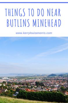 This weekend we are off off to stay at Butlins Minehead. It'll be our first time visiting Butlins but I've also heard there are lots of good. Stuff To Do, Things To Do, Butlins, Campsite, Farm Animals, The Locals, Playground, Family Travel, Places Ive Been