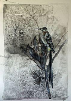 To Sing Sweeter (VI) Figurative Art, Paper Art, My Arts, Joy, Birds, Animals, Papercraft, Animales, Animaux