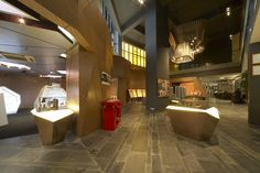 "Vanke ""Kingmetropolis"" Sales Office by Studio ARRT, Shenzhen – China » Retail Design Blog"