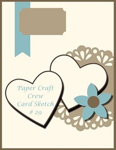 Paper Craft Crew Challenges - Creative Challenge Blog providing inspiration with Sunny Girl Scraps and Friends