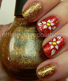 Awesome Glitter polish is awesome!