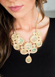 Lost Jewels Necklace
