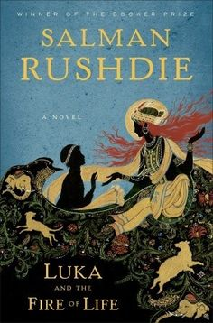 Rashid Khalifa, the legendary storyteller of Kahani, has fallen into deep sleep from which no one can wake him. To keep his father from slipping away entirely, Luka must travel to the Magic World and steal the ever-burning Fire of Life. Thus begins a quest replete with unlikely creatures, strange alliances, and seemingly insurmountable challenges as Luka and an assortment of enchanted companions race through peril after peril to reach the Fire itself.