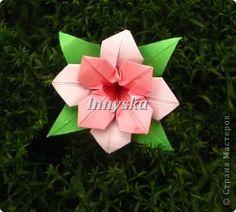 Kusudama Taller de Origami Una nueva especie de flor * MASTER CLASS * Papel Foto 1