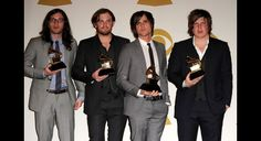 52nd GRAMMY Winners: Kings Of Leon | GRAMMY.com