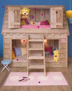 Top 19 Fantastic Fairy Tale Bedroom Ideas for Little Girls