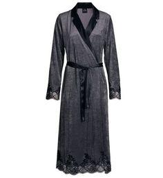 Maje Robe Reine courte drapée à pois velours