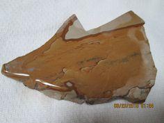 Picture Jasper Wonderstone Gold,  Brown, Tan Jasper Lapidary Slab Free Form Wrap Cut It by mnblarneystone on Etsy
