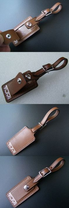 Underwater-world Leather Luggage Tags Personalized Suitcase Tag With Adjustable Strap