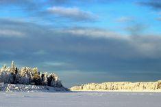 Talvinen Tornionlaakso